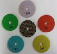 Dry polishing Pads-605